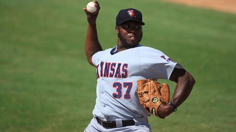 Ariel Pena went 6-6 with a 2.99 ERA in 19 starts in the Texas League.